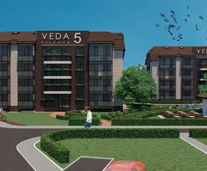 ЖК «Veda Village»: визуализация, актуальная концепция