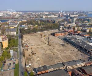 ЖК «Стрижи в Невском»: ход строительства корпуса №1