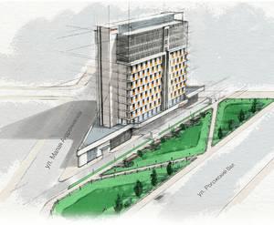 МФК «Рогожский Вал 12»: визуализация