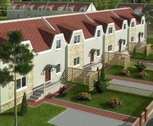 Малоэтажный ЖК «Кивеннапа Юг»: визуализация