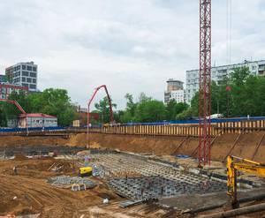ЖК КутузовGRAD II: ход строительства