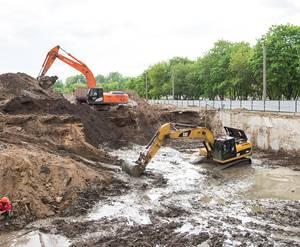 ЖК RiverSky: ход строительства