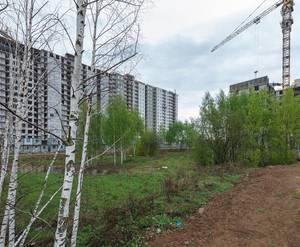 ЖК «Новое Медведково»: ход строительства (Поле к. №70-Работы не начаты)