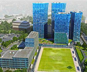 ЖК «Sky House»: визуализация