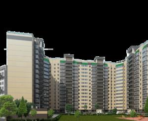 ЖК «Зеленый Город»: визуализация