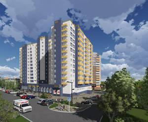 ЖК «в поселке Правдинский»: визуализация