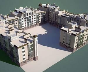 ЖК «Эко-Парк Вифанские пруды»: визуализация