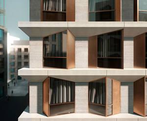 МФК «A-Residence»: визуализация