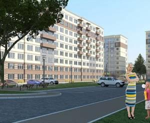 ЖК «Морозовский квартал»: визуализация