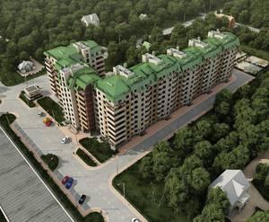 ЖК «Дом на Овражной улице»: визуализация