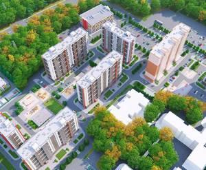 ЖК «Северный квартал»: визуализация