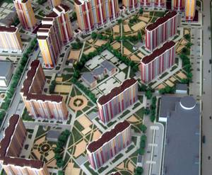 ЖК «Град Московский»: визуализация