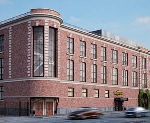 ЖК Loft Factory: визуализация