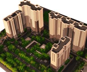 ЖК «28 микрорайон»: визуализация