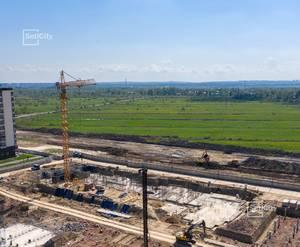 ЖК «Солнечный город»: ход строительства корпуса №10.3