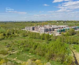 МЖК «Зеленый квартал»: ход строительства 2 очереди, корпус №1