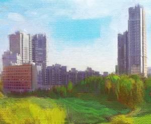 ЖК «Айвазовский»: визуализация