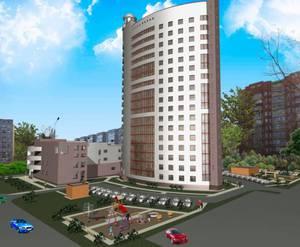 ЖК «на Тверской улице» (Дубна): визуализация