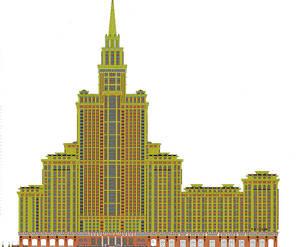ЖК «Триумф Палас»: визуализация