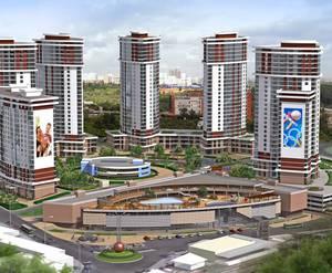 МФК «Красногорск Сити»: визуализация