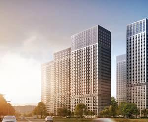 ЖК «Вестердам»: визуализация