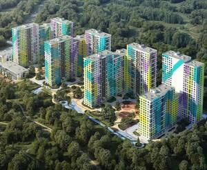 ЖК «Сказочный лес»: визуализация