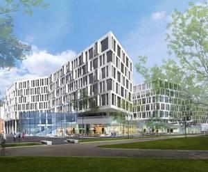 ЖК «На Лиговском проспекте 62»: визуализация проекта