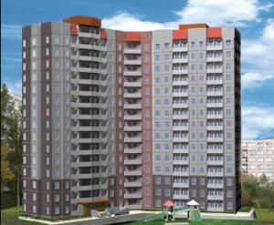 ЖК «Дом на Софийской»: визуализация