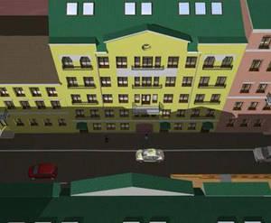 ЖК «Дом у Мариинки»: визуализация