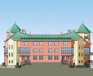 ЖК «Тбилисская»: визуализация проекта