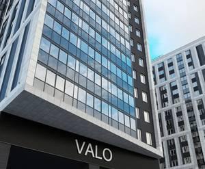 МФК VALO: визуализация