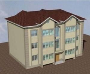 ЖК «Дом в посёлке Починок»