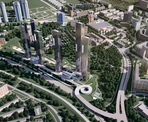 ЖК Will Towers: визуализация