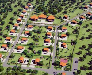Коттеджный поселок «Прайд»: генплан