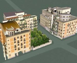 ЖК «Сад-Лабиринт»: визуализация