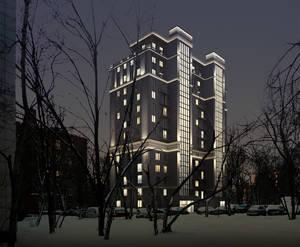 ЖК «Бульвар Матроса Железняка 11»: визуализация