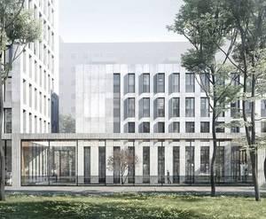МФК Din Haus: визуализация