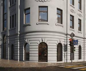 МФК Fantastic House: визуализация