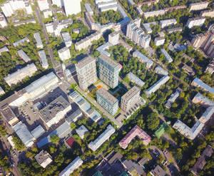 ЖК «Петровский парк»: визуализация