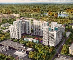 ЖК «Семёновский парк»: визуализация