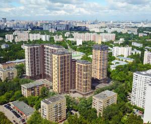ЖК «Родной город. Каховская»: визуализация