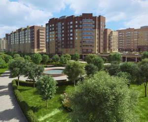 ЖК «Опалиха Парк»: визуализация