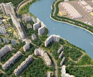 ЖК «Спасский мост»: визуализация
