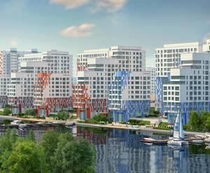 ЖК «Ривер Парк»: визуализация