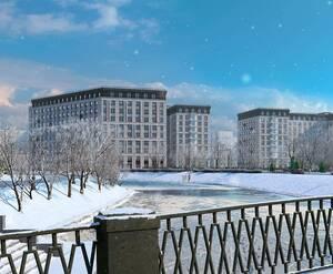 ЖК «Riviere Noire»: визуализация