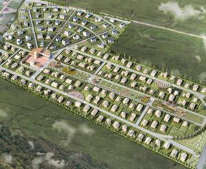 КП «Южный парк»: визуализация