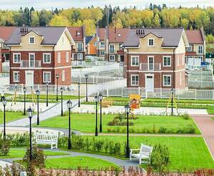 ЖК «Федоскино парк»: фото готового объекта