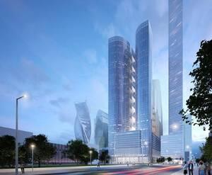 ЖК «Grand Tower»: визуализация