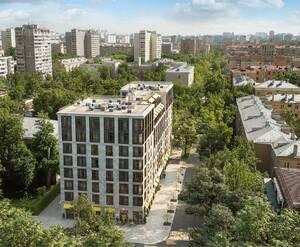 МФК «Residence Hall Шаболовский»: визуализация
