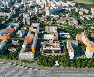 ЖК «Кунцево парк»: визуализация